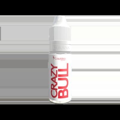 E-liquide Crazy Bull 10ml par Liquideo de la gamme Evolution Fresh