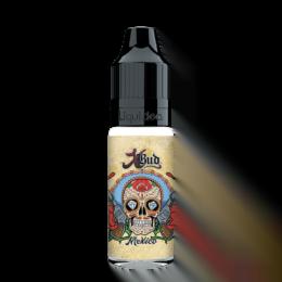 E-liquide Mexico 10ml par Liquideo de la gamme Xbud tattoo