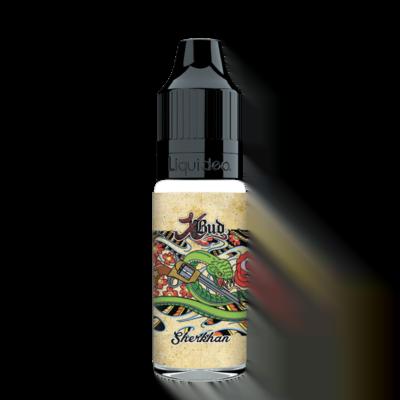 E-liquide Sherkan 10ml par Liquideo gamme Xbud