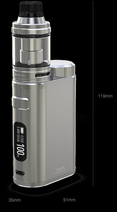 Kit iStick Pico 100w + 1 accu 21700 - Eleaf