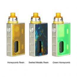 Kit Luxotic Bottom feeder Tobhino - Wismec