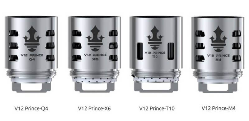 Clearomiseur TFV12 Prince 8ml - Smok