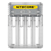 Chargeur Nitecore Q4 pour accus cigarette électronique ciga france