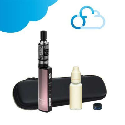 Kit Cigarette électronique Q16 Justfog Trousse de rangement E-liquide Ciga France