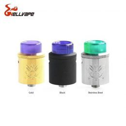 Dripper Dead Rabbit SQ RDA par Hellvape