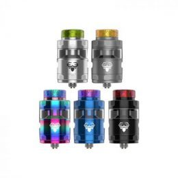 Blitzen RTA Geekvape 2ml 5ml 24mm ciga france
