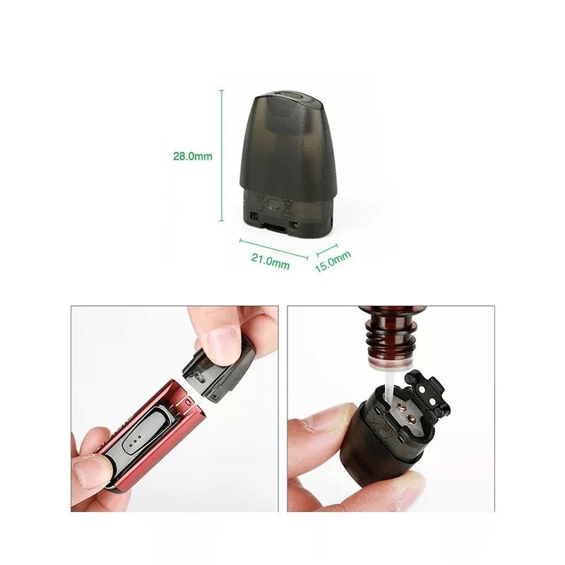Kit cigarette électronique Minifit pod fabriqué par Justfog