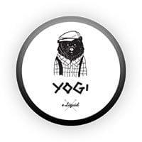 yogi eliquid marque logo