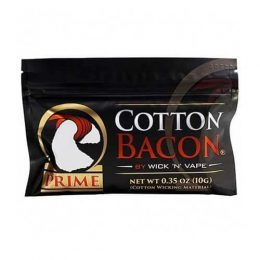 Cotton Bacon Prime Wick N Vape Ciga France