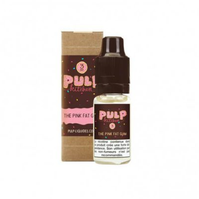 E-liquide The pink fat gum 10 ml frost and furious pulp liquides ciga france