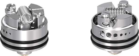 Plateau monocoil Vandyvape simple EX