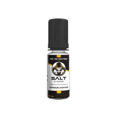 e-liquide mangue ananas sels de nicotine le french liquide