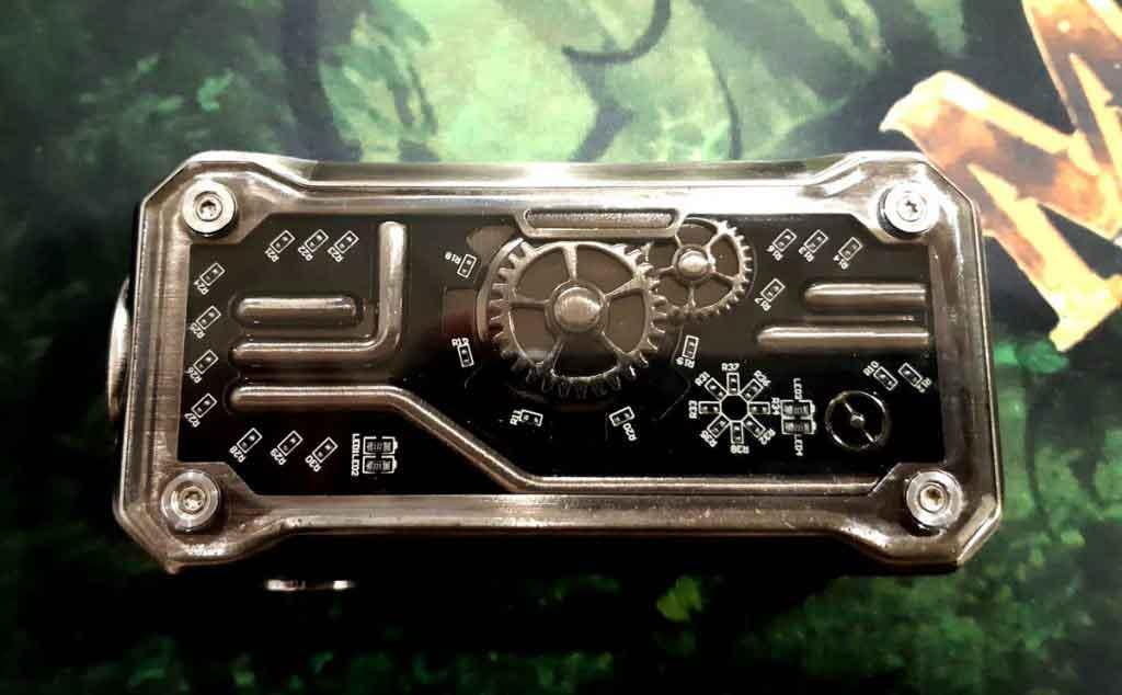 Design box tesla punk 35w