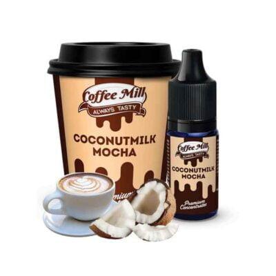 Concentré pour DIY e-liquide coconutmilk Mocha de Coffee Mill 10ml