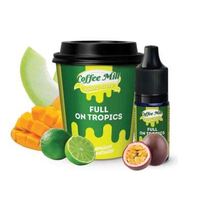 Concentré pour DIY e-liquide Full On Tropics de Coffee Mill