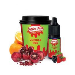 concentré pour DIY e-liquide jungle red 10 ml Coffee Mill
