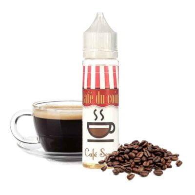 e-liquide café serré 50ml café du coin