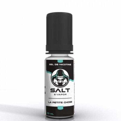 e liquide la petite chose sel de nicotine