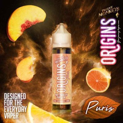 e-liquide puris twelve monkeys