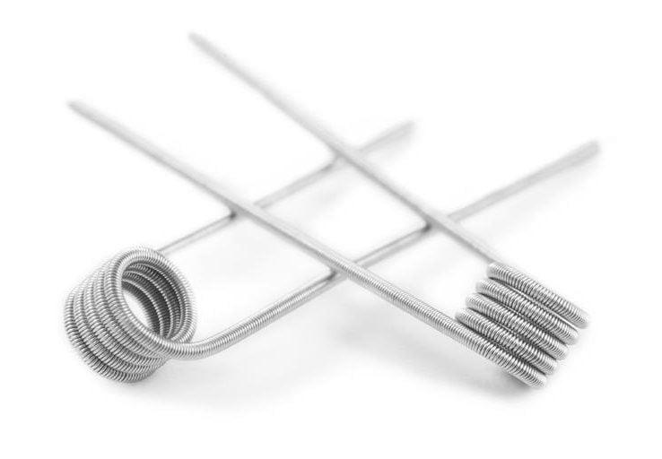 dual-core-fused-clapton-wotofo coil préfait ni80