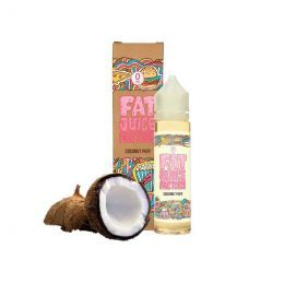 e-liquide coconut puff fat juice factory pulp 50ml
