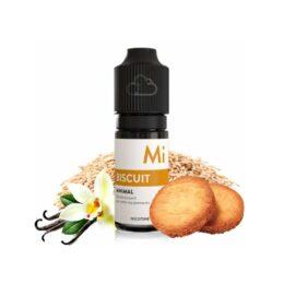 e-liquide minimal biscuit, the Fuu et sels de nictotine