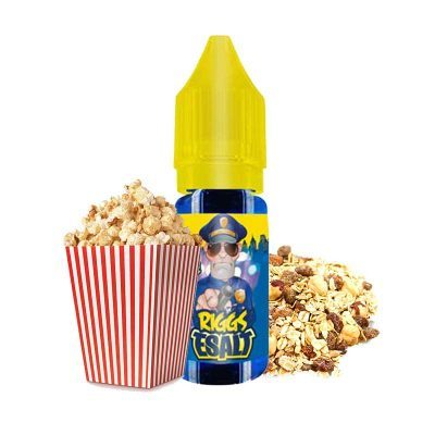 e-liquide riggs esalt copjuice Eliquid France 10 ml sel de nicotine