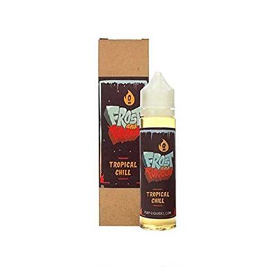 e-liquide Tropical Chill gamme frost and furious Pulp 50 ml
