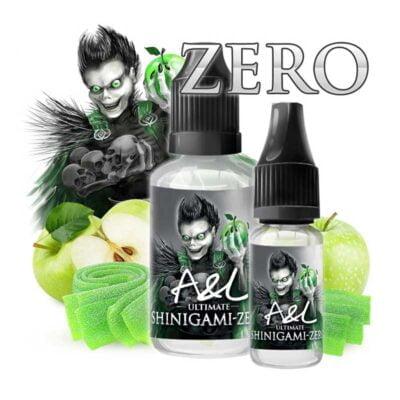 concentre ultimate shinigami zero aromes et liquides 30 ml