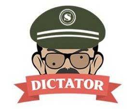 logo dictator