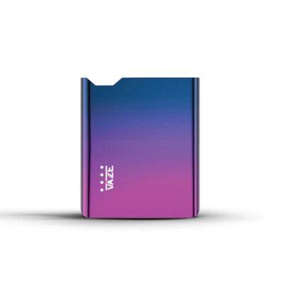 Batterie Vaze purple Ocean