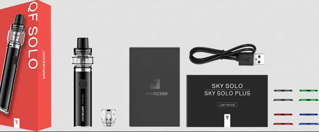 contenu boîte sky solo