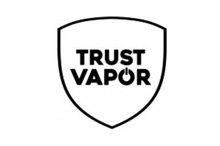 logo trust vapor