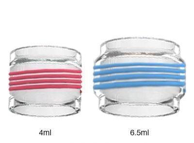 Pyrex de rempalcement pour ello pop de eleaf 4ml et 6.5ml bulb