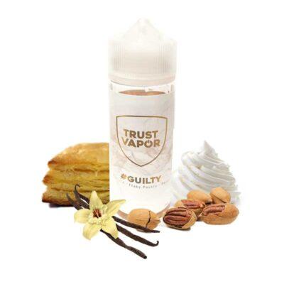 e liquide Guilty 100 ml Trust Vapor