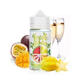 e-liquide sparkling starfruit fresh pressed refill station
