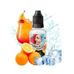 concentré tequila sunrise 30 ml A&L