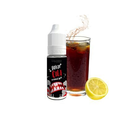 e liquide freeze cola 10 ml liquideo