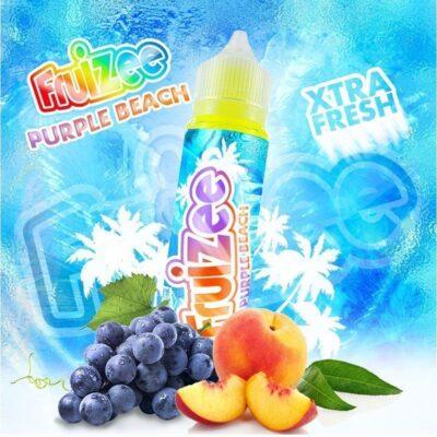 e liquide purple beach Fruizee 50 ml