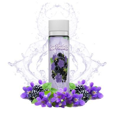 e liquide sun violette 50 ml o'juicy