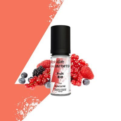 arome red astaire fruits rouges