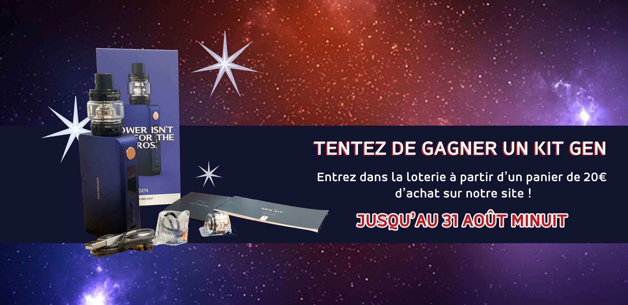 Gagnez un kit gen avec Ciga France