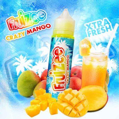 e liquide fruizee crazy mango