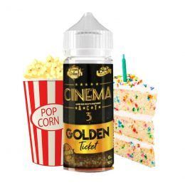 e-liquide cinema reserve act III cloud of icarus