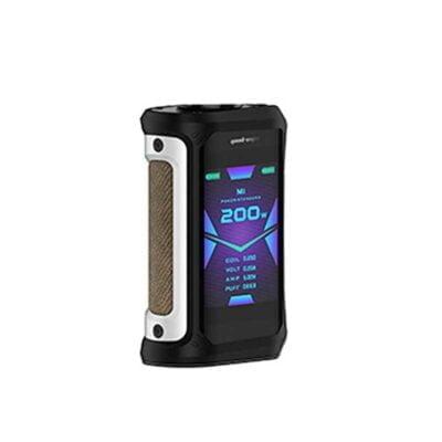cigarette électronique Aegis X silver Geekvape