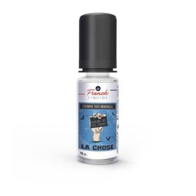 e-liquide la chose 10 ml le french liquide