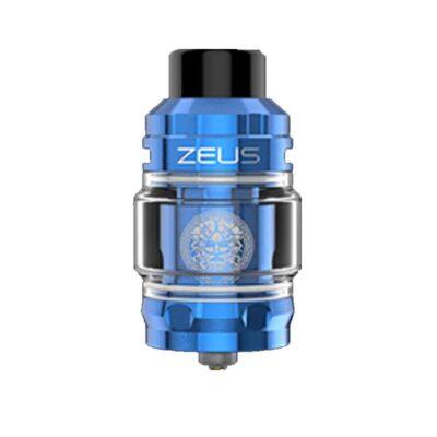clearomiseur tank zeus geek bleu