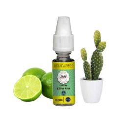 e liquide cactus citron vert liquidarom 10 ml