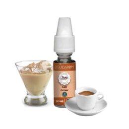 e-liquide café crème tasty liquidarom 10 ml