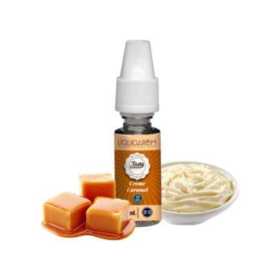 e-liquide crème caramel tasty collection liquidarom